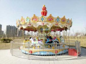 16 Seat Carousel Rides for Sale for South Africa