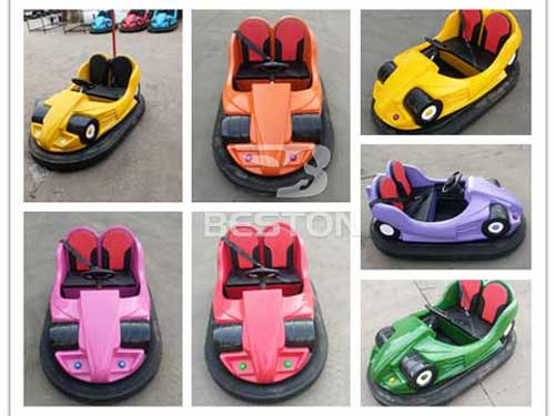 Beston Bumper Cars for Sale South Africa Market