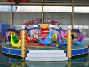 Breakdance Amusement Rides for Sale for South Africa Market