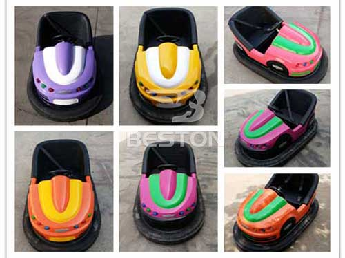 Electric Powered Bumper Car Rides for Sale In South Africa