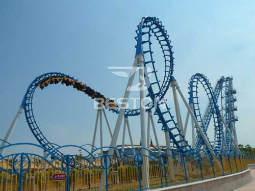 Beston Cobra Roller Coaster for Sale In South Africa