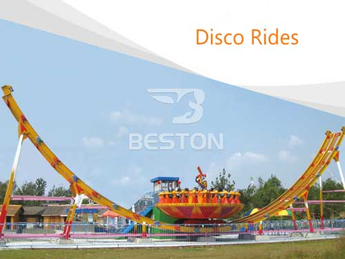 UFO Disco Amusement Rides for Sale for South Africa
