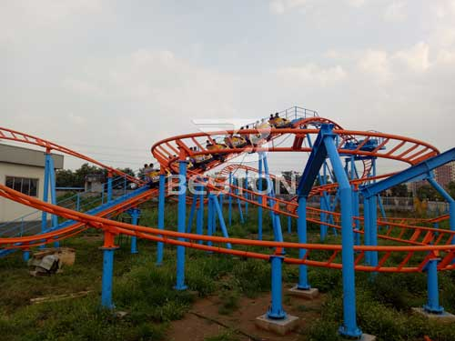 Beston Family Roller Coaster for Sale for South Africa