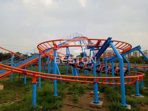 Beston Family Roller Coaster for South Africa