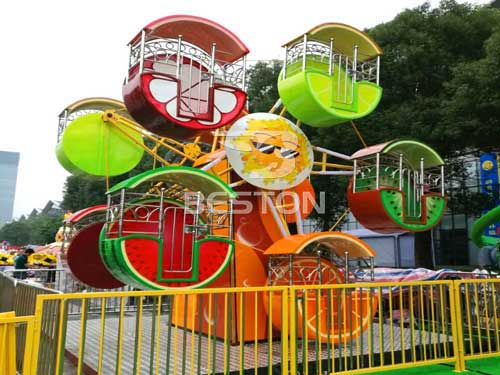 Double Face Mini Ferris Wheel for Kids In South Africa