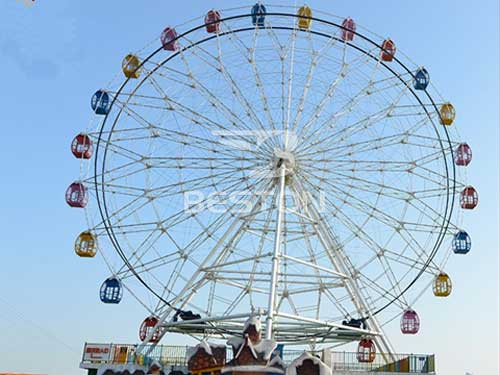42 Meter Ferris Wheel Rides for Sale In South Africa