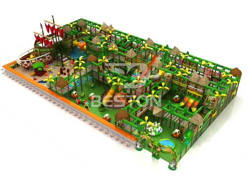 BNHR-01 Hot-sale Rides - Kids Indoor Playground Equipment for South Africa