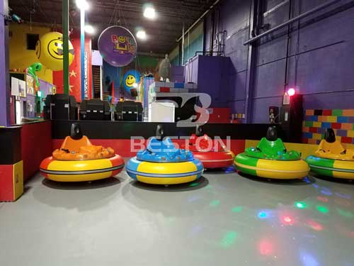 Beston Inflatable Bumper Cars for Funfair In South Africa