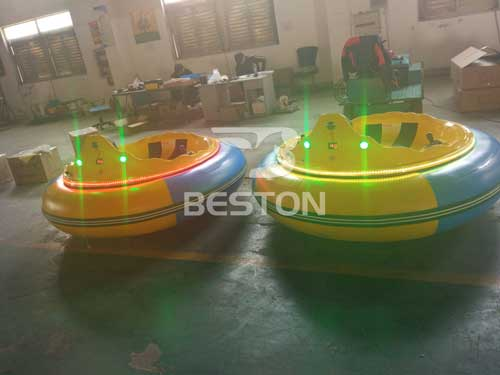 Inflatable Bumper Cars for Funfair In South Africa from Beston