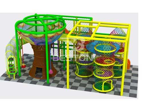 Rainbow Tree Indoor Playground Equipment for South Africa