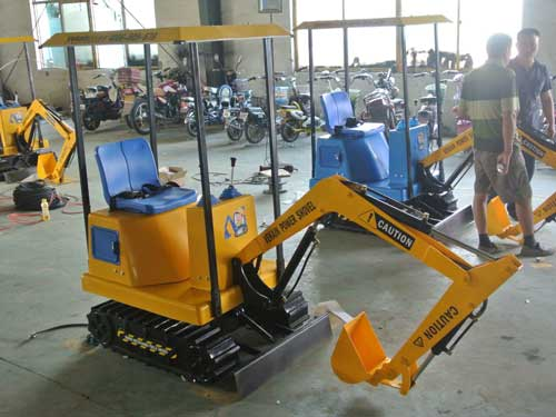 Small Excavator Rides for Sale In South Africa