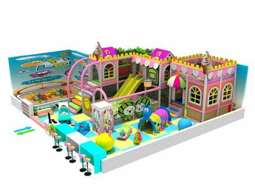 New Indoor Playground Equipment for South Africa