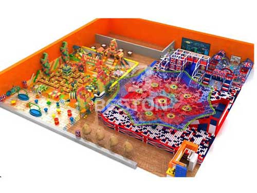 Kiddie Indoor Playground Equipment In South Africa