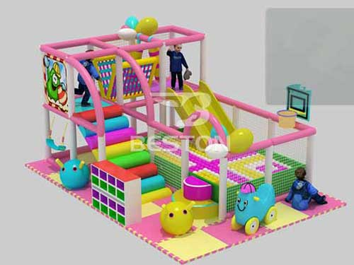 Small Indoor Playground Equipment for South Africa