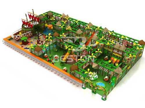 Big Indoor Playground Equipment for Sale In South Africa