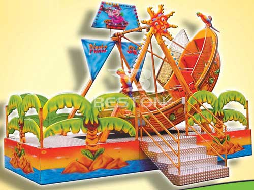 Kiddie Pirate Ship Rides for Sale In South Africa