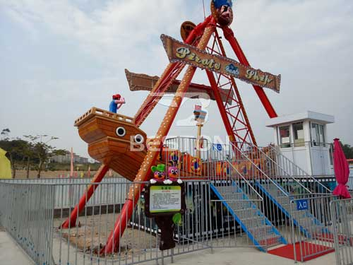 New 24 Seat Pirate Ship Rides for Sale In South Africa