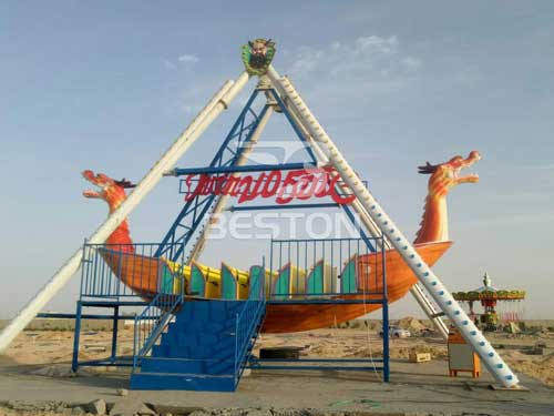 Dragon Pirate Ship Rides for Sale In South Africa