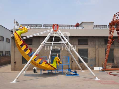 Yellow Dragon Pirate Ship Rides for Sale In South Africa