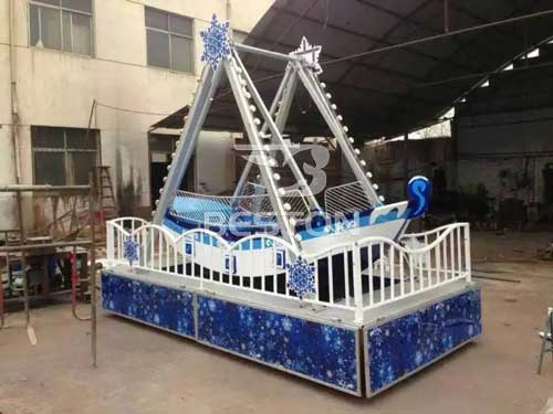 Ice Theme Mini Pirate Ship Rides for Sale In South Africa