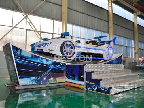 Blue Rapid Flying Car Rides for Sale In South Africa