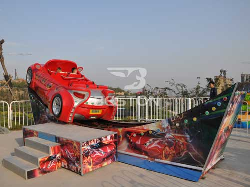 Red Rapid Flying Car Rides for Sale In South Africa