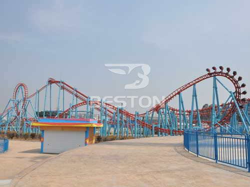 Suspended Roller Coaster for Sale for South Africa