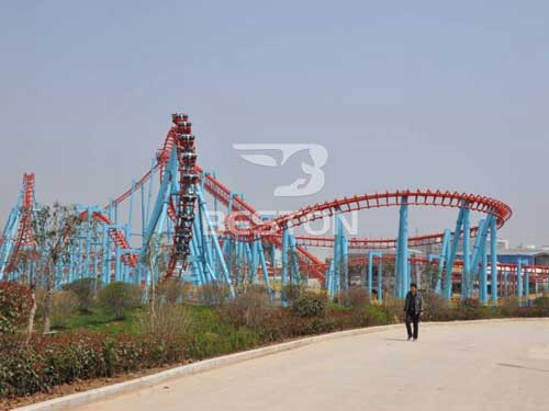 Suspended Roller Coaster Rides for South Africa