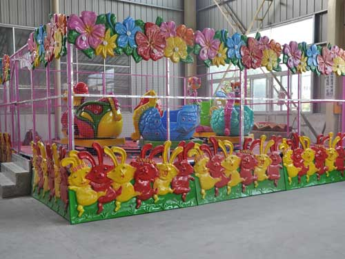 Kids Spray Ball Car Rides for Sale