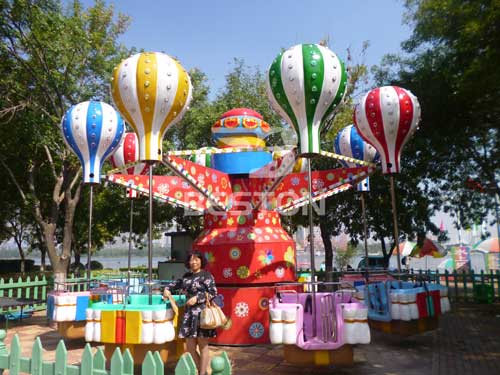 New Samba Balloon Amusement Rides for South Africa