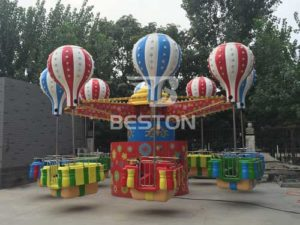 Samba Balloon Amusement Rides for South Africa