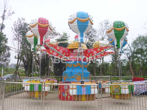 Samba Balloon Amusement Rides for South Africa