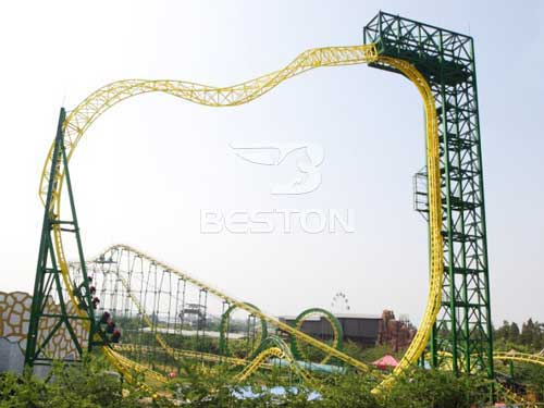 Magic Ring Roller Coaster for Sale In South Africa