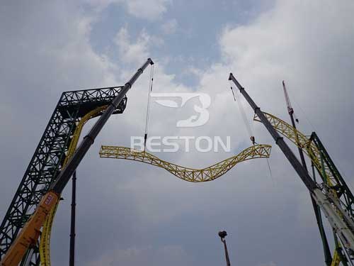 New Magic Ring Roller Coaster for Sale In South Africa