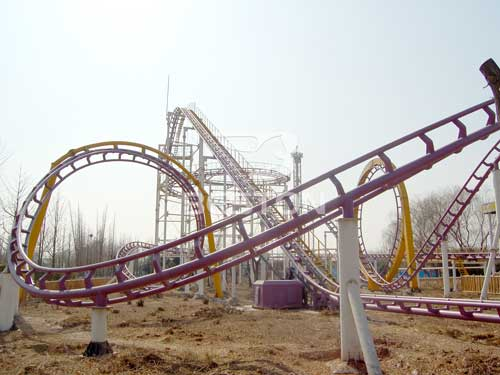 Three Loop Roller Coaster for Sale In South Africa