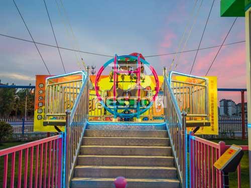 Slingshot Amusement Rides for South Africa