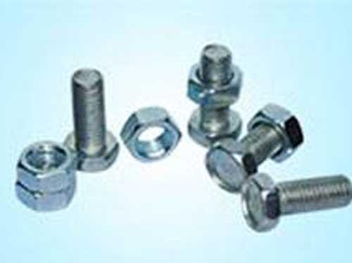 Galvanized Bolt - Amusement Rides Parts