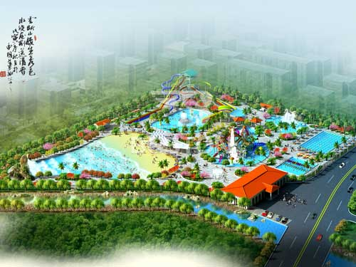 Water Park Design from Beston Amusement