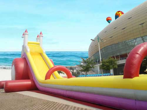 BIP-04 Castle Slip and Slide for Sale for South Africa