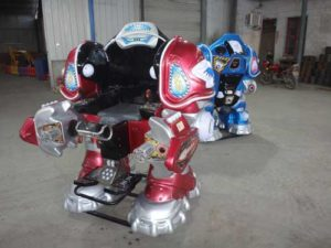 Red Kiddie Robot Rides for Sale In South Africa