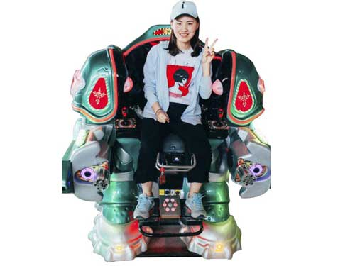 Kiddie Robot Rides for Sale