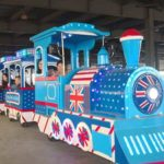 Trackless Train for Sale In South Africa