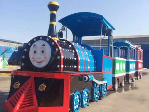 Thomas Trackless Train for South Africa Area