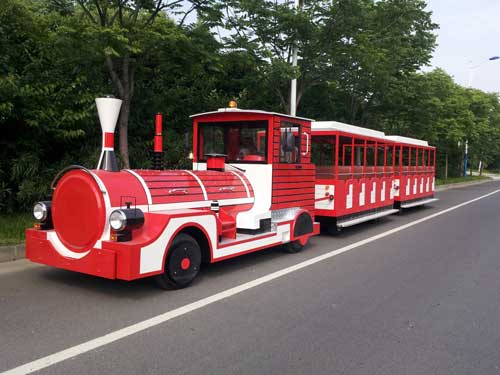 Large Trackless Train for Sale for South Africa