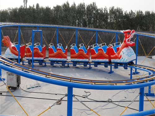 Red Dragon Roller Coaster Rides for Sale In South Africa