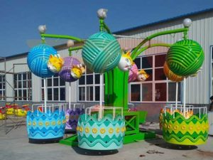 Kiddie Sweet Comet Rides for Sale for South Africa