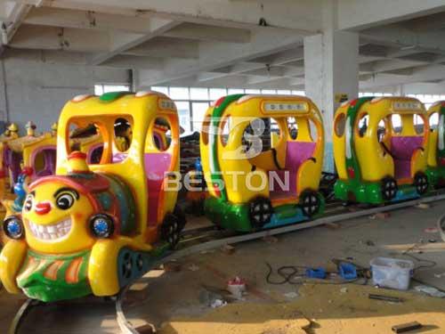 Naughty Track Train
