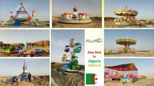 Beston New Park In Algeria