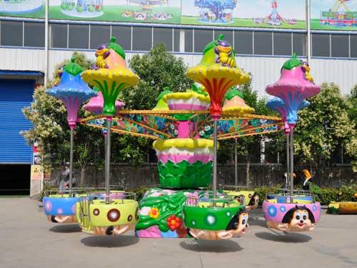 Beston Cute Worm Paradise Amusement Rides