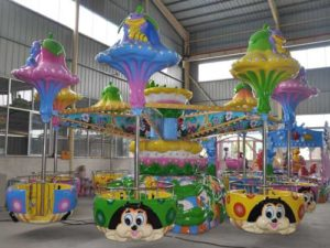 Worm Paradise Amusement Rides for Sale